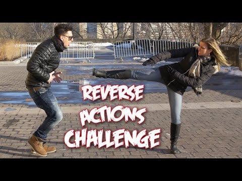 Thumbnail: REVERSE ACTIONS CHALLENGE