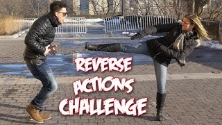 REVERSE ACTIONS CHALLENGE