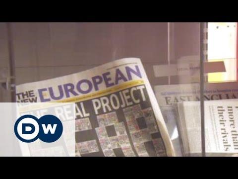 New European newspaper grows in Britain   Business