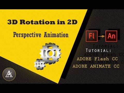 16. Adobe flash technical animation for 3d (object) animation