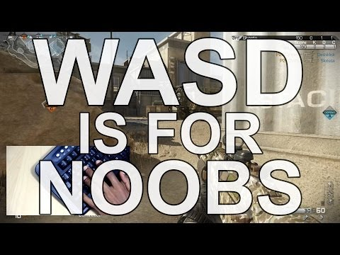 WASD vs ESDF - Which is Superior?