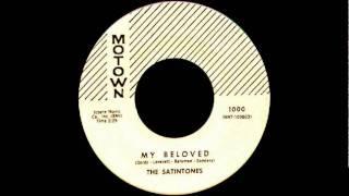 My Beloved-Satintones-'60-Motown 1000 with Strings.wmv