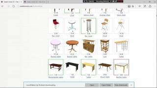 Sweet Home 3d Class 3 . How To Download Furniture In Sweet Home 3d