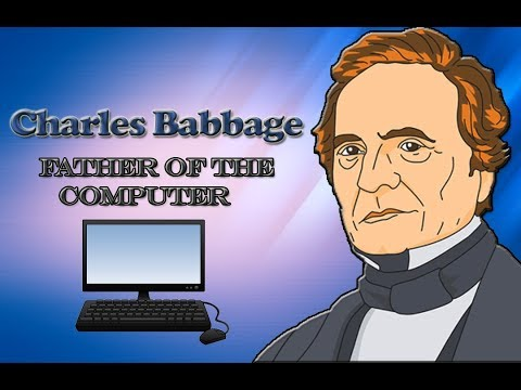 the history of charles babbage