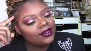 Chit Chat GRWM ft: James Charles Palette