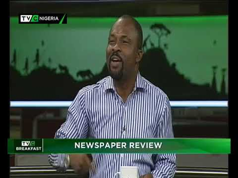 TVC Breakfast  18th Oct., 2018 | Newspaper Review