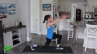 5 Min Dynamic Legs Warm Up