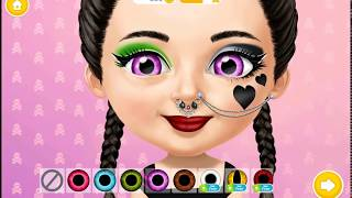 Sweet Baby Girl Beauty Salon 3   Hair, Nails & Spa   Gameplay Android & iOS
