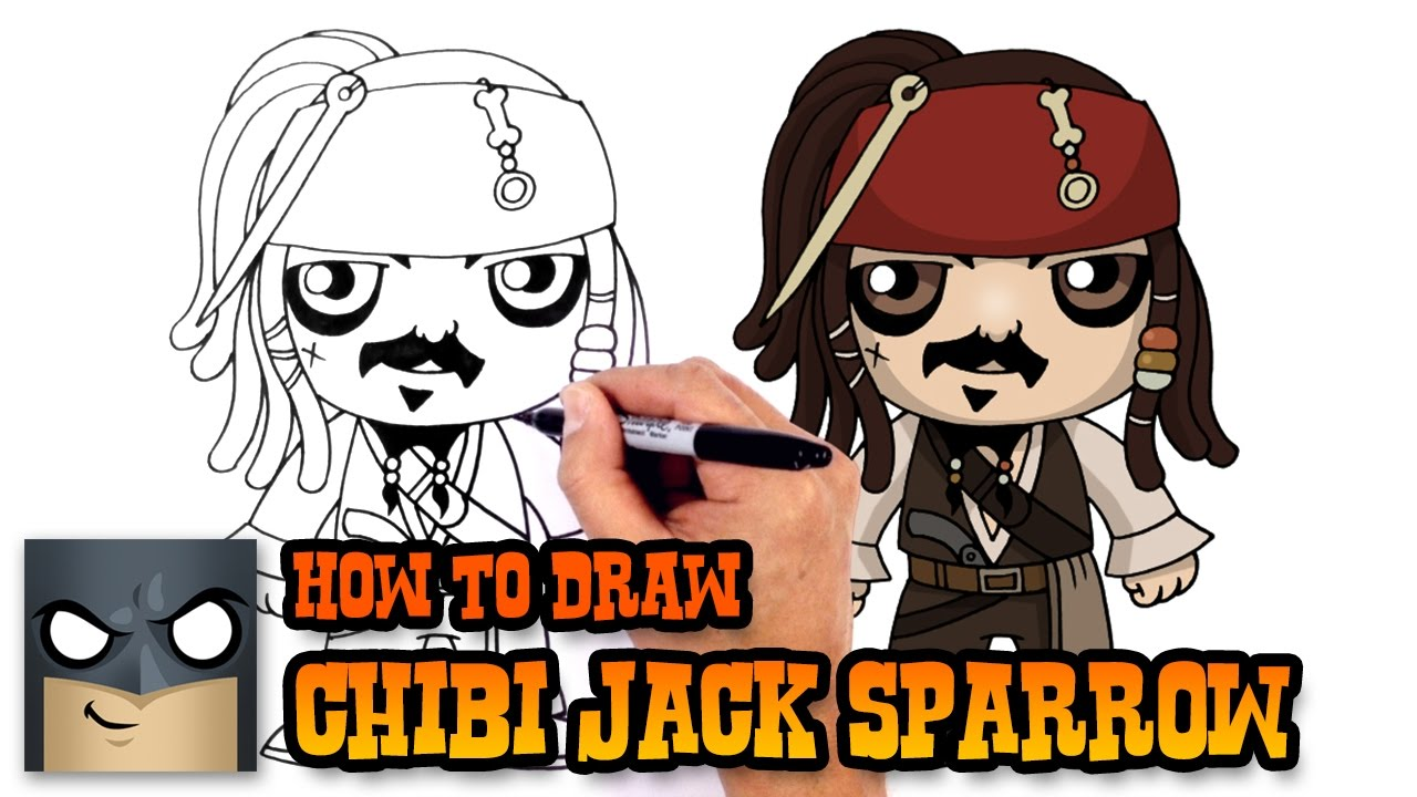 how to draw jack