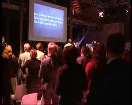 RaboBank privite bankers gaan uit hun dak met de Rabo Song