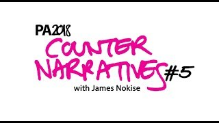 Counter Narrative #5 - John Jarboe