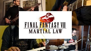 Final Fantasy VIII - Martial Law [Cover with Lord Bif Music]