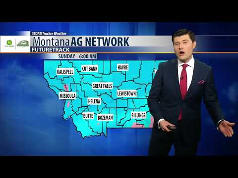 Montana Ag Network Weather (2/1) Major weekend changes Mp3