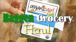 ❤️ Elaine Hau - Haggen Grocery Haul