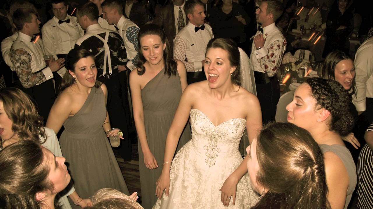 Lakeside Reception Hall Orlando Wedding Djs Lexie Jamie Youtube