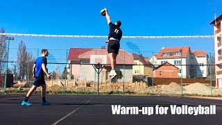 Download Video Warm-up for Volleyball MP3 3GP MP4