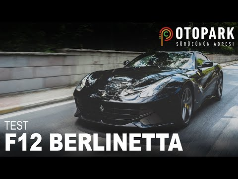 Ferrari F12 Berlinetta | TEST
