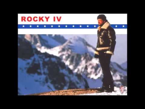 Rocky IV Heart's On Fire Film Version