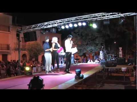 Sfilata Massaro Daniele Hairstylist Palazzo San Gervasio 29-07-2012 parte1