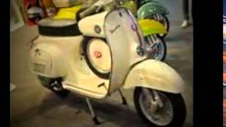 Video Modifikasi Motor Vespa Terbaik