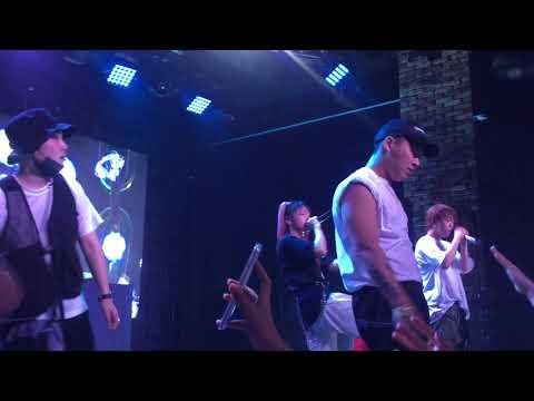 180721 Work Out - Jvcki Wai , Kid Milli , NO:EL , 영비(Young B), 스윙스(Swings) 인디고뮤직 컴필레이션 앨범 발매 기념 콘서트