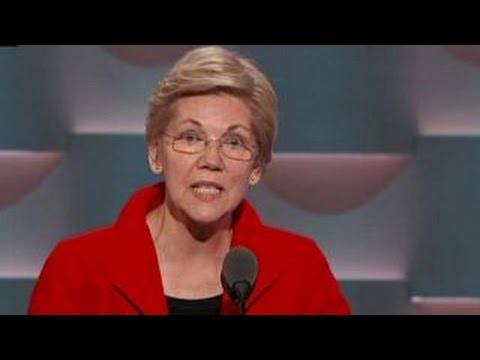 Full speech: Elizabeth Warren at 2016 Democratic Convention
