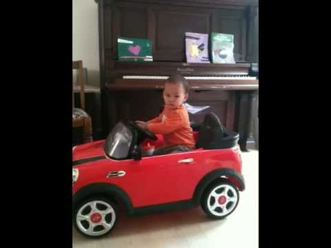 baby 39 s mini cooper youtube. Black Bedroom Furniture Sets. Home Design Ideas