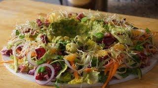Orange Avocado Salad - Bruno Albouze - The Real Deal