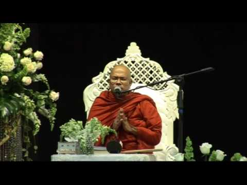 2016 Dhamma Sermon 1, Roselea Communty Centre, Sydney