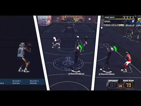 Overpowered Greenlight Custom Jumpshot in Nba 2k18 | Best Jumpshot For Any Archetype | Pure Sharp
