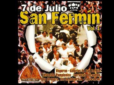 Canciones de San Fermín - 09.Alma Navarra - Viva San Fermín