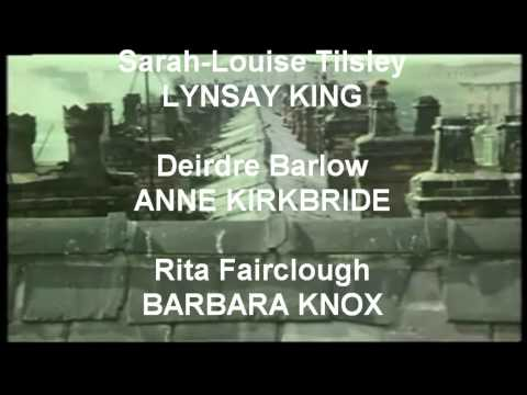 Coronation Street 1988 Cast List
