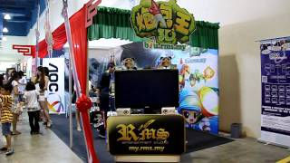 Malaysia International Toys Fair + Game Expo 2011 - Part 5 (Michaelsoft DDS)