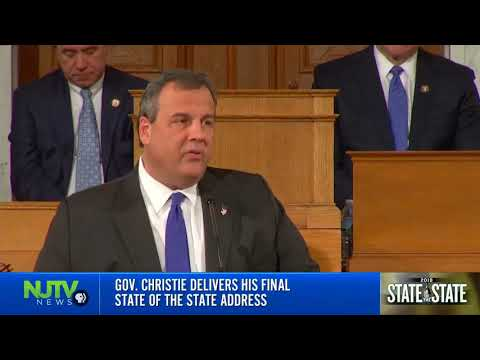Legacy of Hurricane Sandy's impact on the state, State of the State 2018
