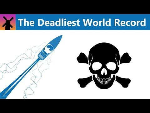 This is the Most Dangerous World Record to Beat