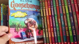 Top 10 Worst Goosebumps books from Original Series