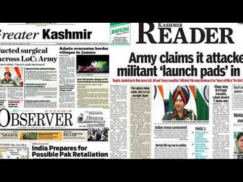 Stop ads if papers print 'anti-national' articles: Centre to Jammu & Kashmir