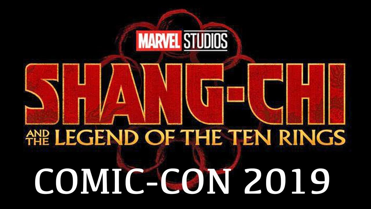 Marvel's Shang-Chi and the Legend of the Ten Rings SDCC reveal (2021) MCU Phase 4