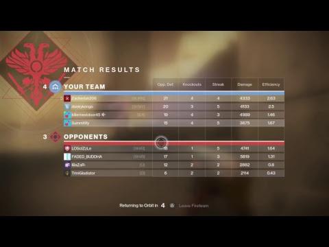 Destiny 2 - Trials Of The Nine