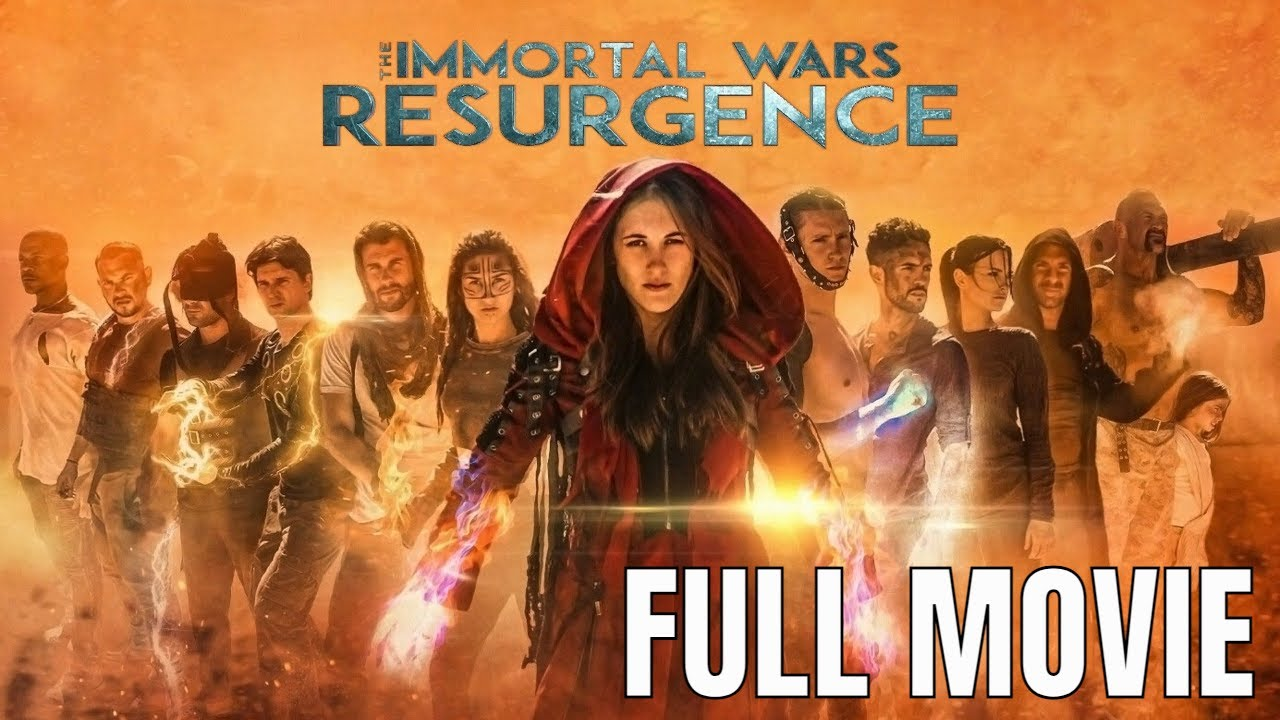 Download The Immortal Wars - Resurgence   Full Action Movie