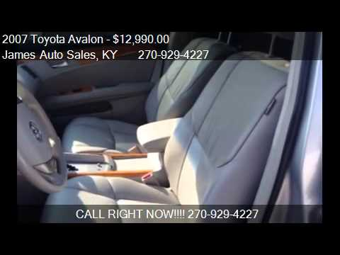 2007 Toyota Avalon XLS - for sale in Owensboro, KY 42303