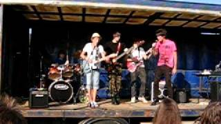 The Limits - Lucy Lou (Live At Greenfield Fete)