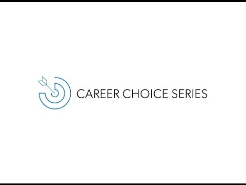 Career Choice Series:  Government Affairs