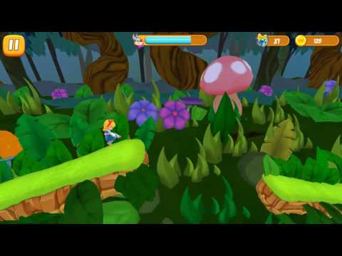 ALICE IN WONDERLAND RABBIT RUSH LEVEL 13