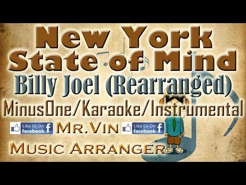 New York State of Mind - Billy Joel (Rearranged) - MinusOne/Karaoke/Instrumental HQ