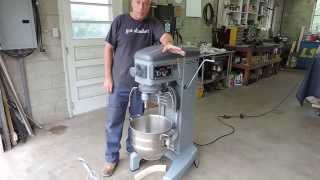 Hobart HL300 Legacy 30 Qt Quart Commercial Pizza Bakery Dough Mixer on eBay!