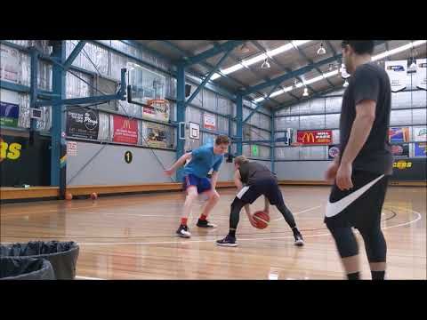 James Henderson Basketball Season Clips N 1v1 Highlights