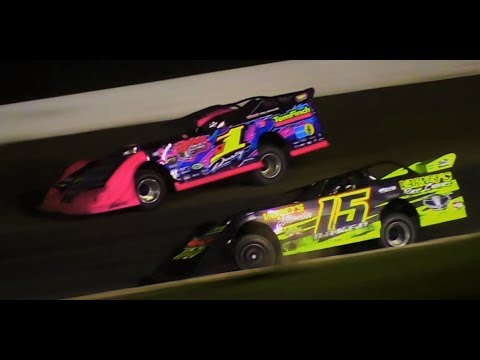 2 minute highlight clip For complete coverage log in at https://www.dirtondirt.com/video.php. - dirt track racing video image