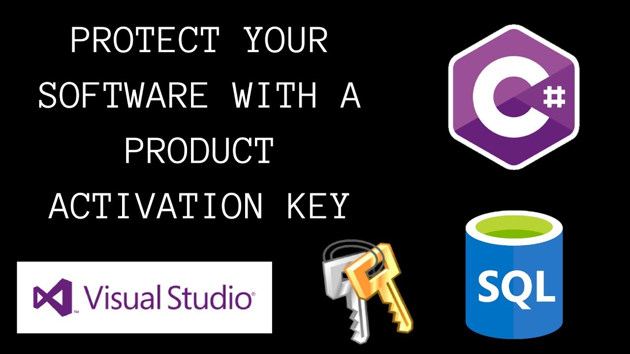 c# software license key generator