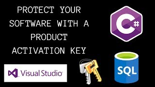 C#: How To Protect Your Software With A Product Activation Serial Key